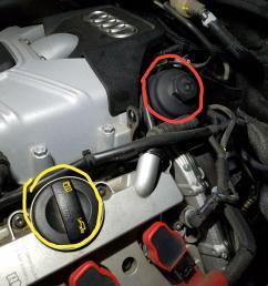 audi q7 fuel filter location [ 3023 x 4031 Pixel ]