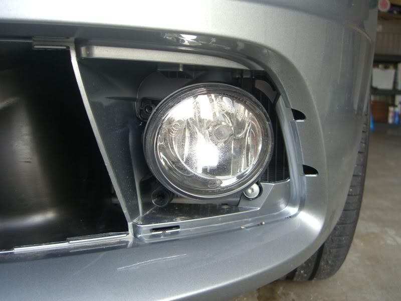 DIY: Fog lamp replacement