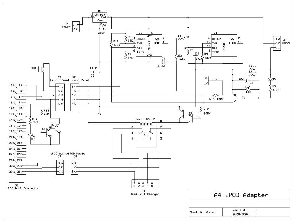 medium resolution of ipod wiring diagram wiring diagram query ipod speaker wiring diagram