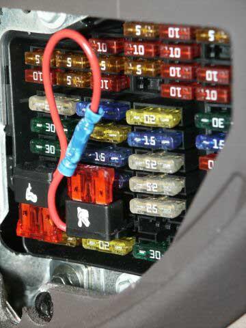 Cigarette Lighter Socket Wiring Diagram Audiworld Tech Articles