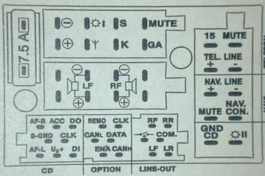 bose amp wiring diagram manual 2006 kawasaki brute force 750 audiworld tech articles