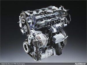 Award for the 20 TFSI Audi Engine  AudiWorld