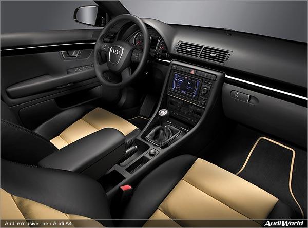 New Exclusive Trim Line From Quattro Gmbh Audiworld