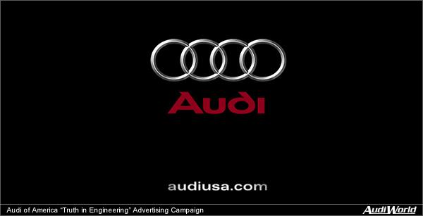 Audi A6 3d Wallpaper Audi Launches New Brand Campaign Audiworld