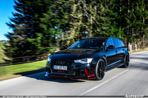 AudiWorld.com Audi Abt RS 6-R