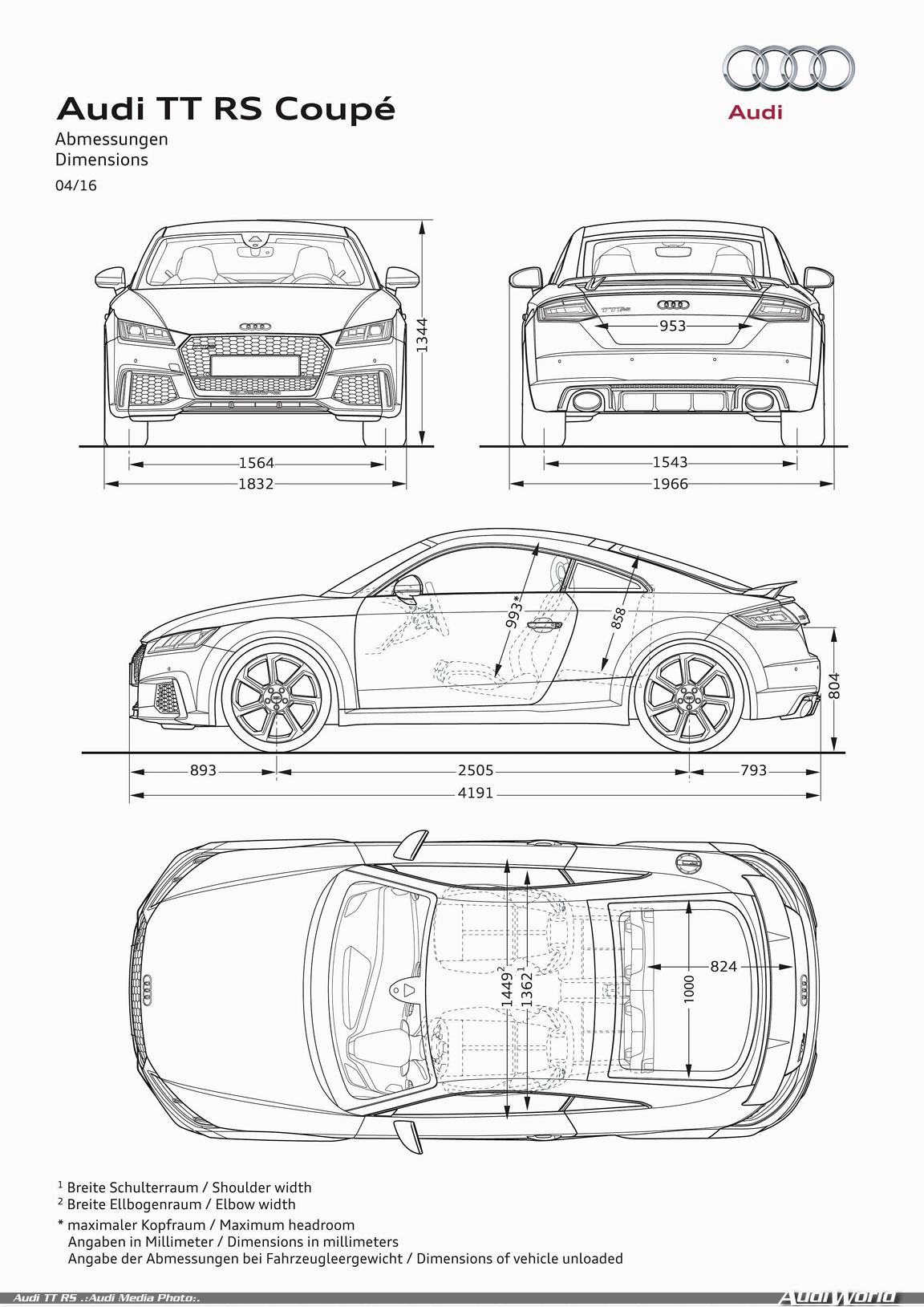 Audi Ttrs Coupe 42