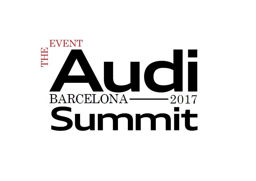 """Audi Summit"" in Barcelona in July: brand exhibition of"