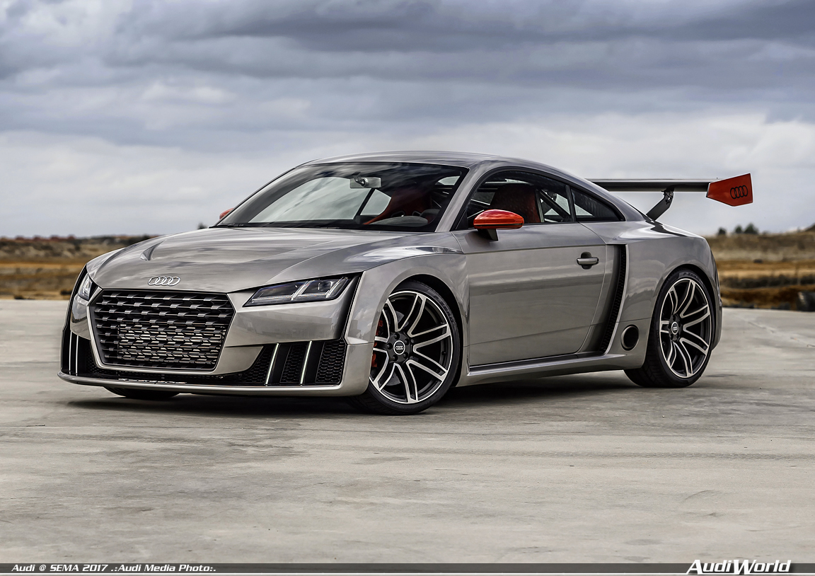 Audi European Delivery >> Audi Sport Performance Parts and Audi TT clubsport turbo ...