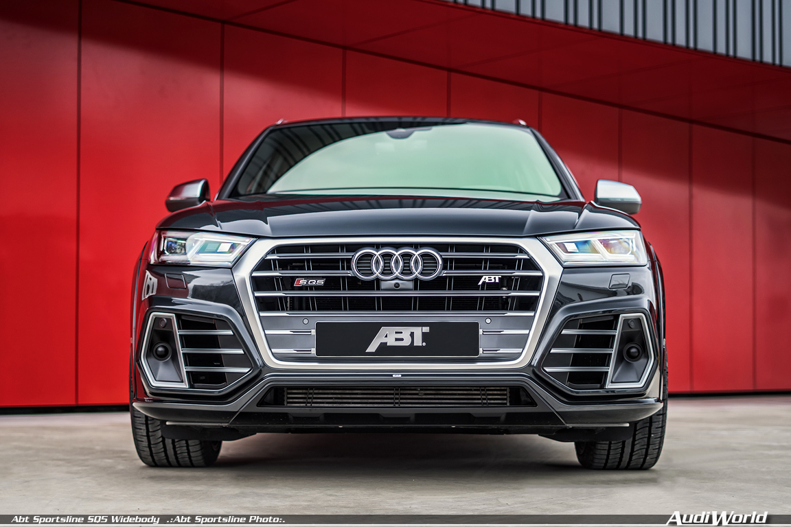 abt body kit for 2018 audi sq5 and q5 ready for order now