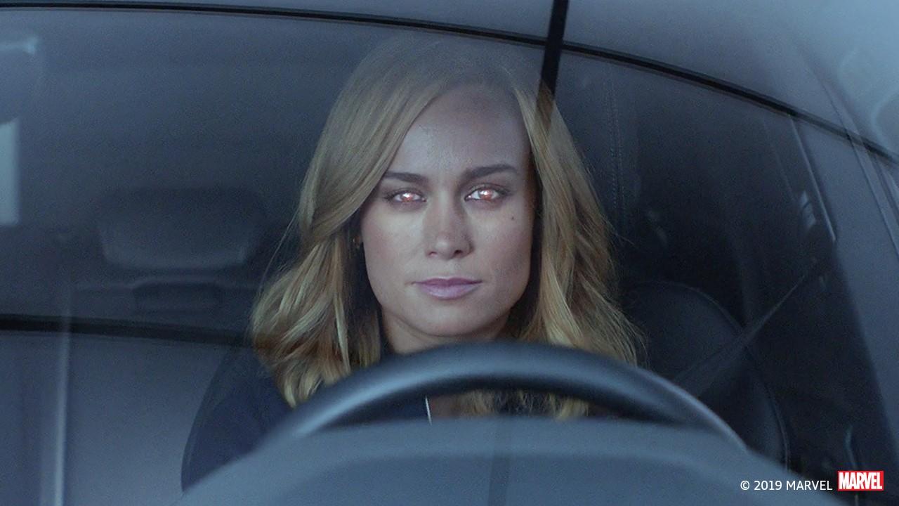 "Audi teams up with Marvel Studios on ""Avengers: Endgame"" digital short featuring Captain Marvel"