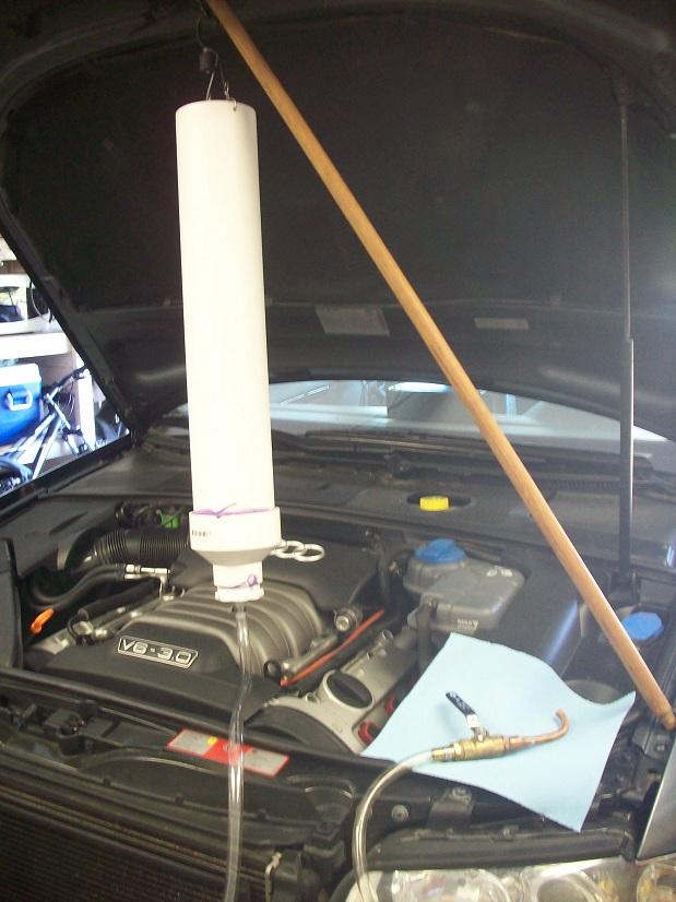 Automatic Transmission Fluid Filling Tool