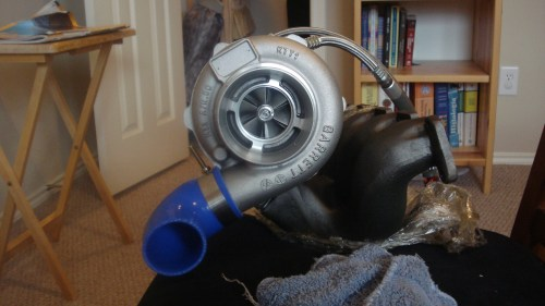 small resolution of here is several pics of the turbo can you point to where i can tap