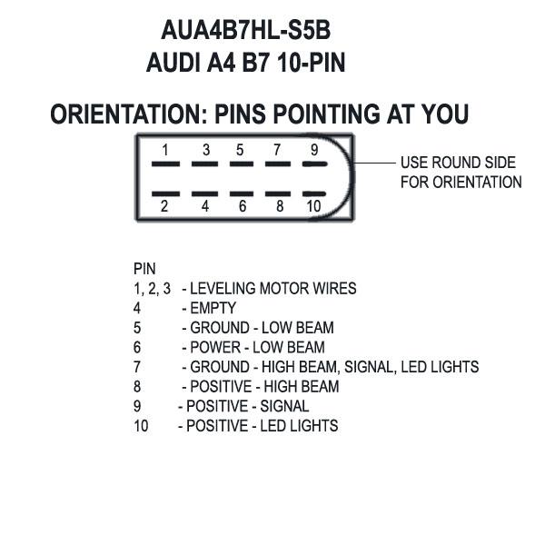 touareg headlight wiring diagram
