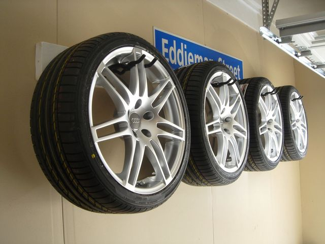 Wall Mount Tire Rack Canada