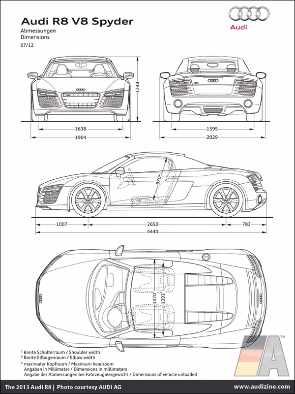2001 audi sports car