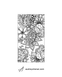 Printable DIY Coloring iPhone design templates Instant ...
