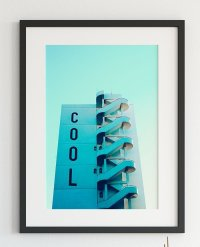 Cool typography building architecture photography ...