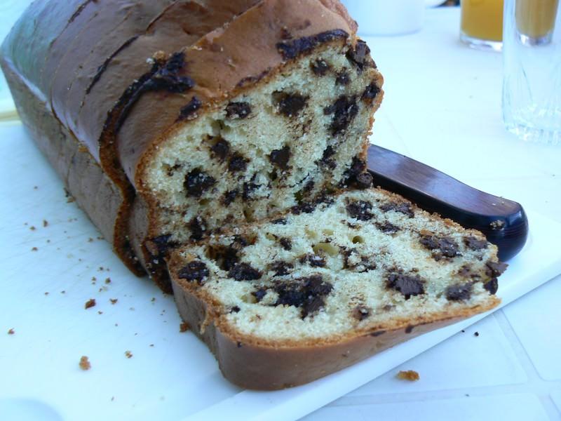 Cake Moelleux P Ef Bf Bdpites De Chocolat