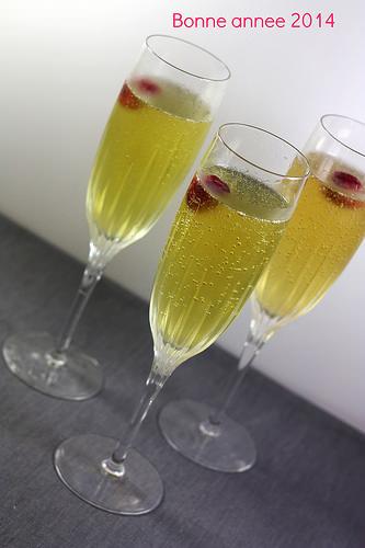 Cocktail champagne verveine ma p 39 tite cuisine for Alcool de verveine maison