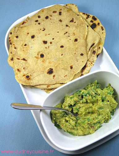 La recette des tortillas mexicaines pour faire des fajitas ma p 39 tite cuisine - Cuisine mexicaine fajitas ...