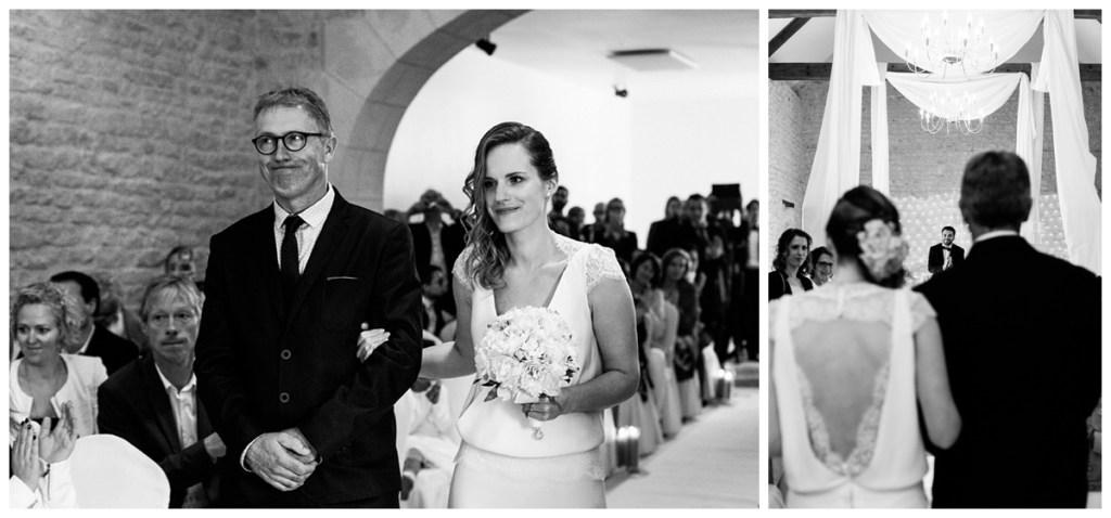 entree mariee ceremonie laique