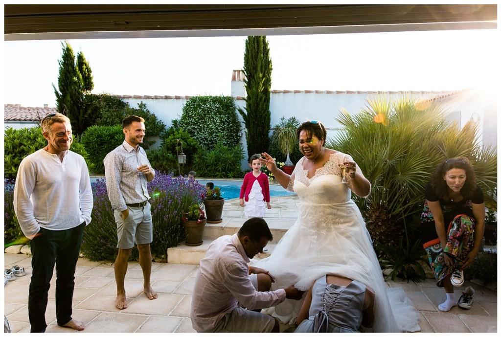 mariage gay petit comité
