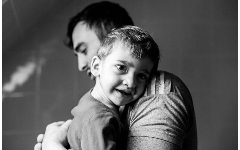 Photographier le handicap – Reportage photo chez Isaac