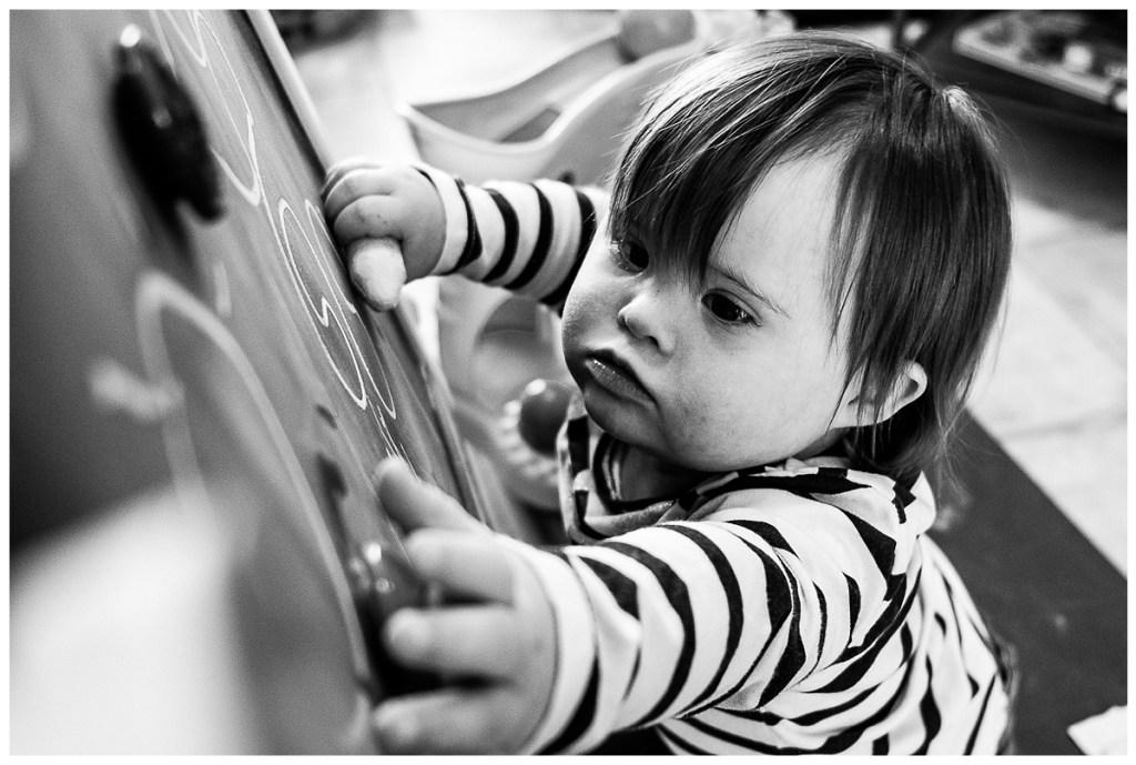 grand shooting national sur la trisomie 21 auquel audrey guyon, photographe handicap, a participé.