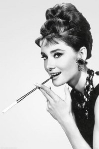long cigarette holder breakfast at tiffany's