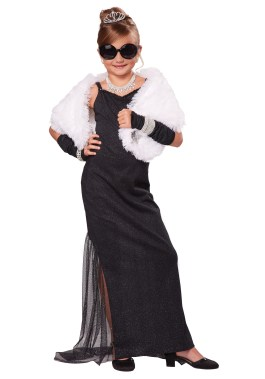 breakfast at tiffany's child costume