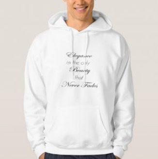Audrey Hepburn hoodie men