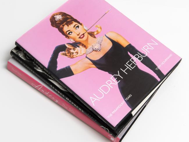Audrey Hepburn Books