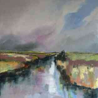 Another Norfolk Sky by Audrey Imber