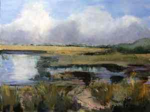 Chichester Harbour by Audrey Imber