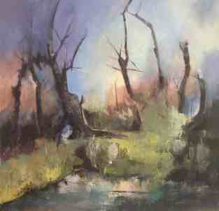 Dead Trees by Audrey Imber