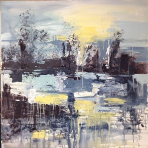 Flooded Fields by Audrey Imber