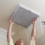 Bigstock Senior Man Opening Air Conditioner