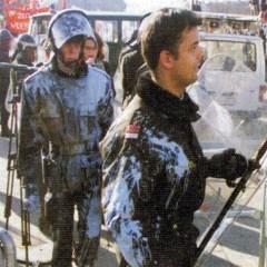 Personal und Schutzausrüstung für POLIZEI längst überfällig!