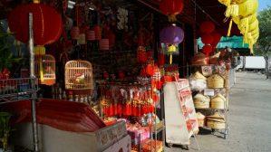 Geschäft in Chinatown Los Angeles