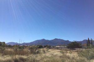 Sierra Vista Berge