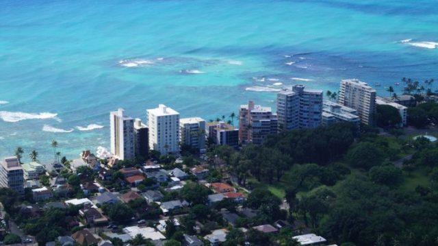 comdirekt Girokonto - auf Hawaii kostenlos Bargeld abheben