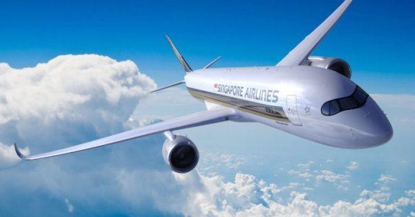 Singapore Airlines für den Status Match