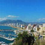Spaniens Reiseziele: Calpe, Costa Blanca