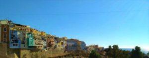 Villajoyosa oder auf Valencianisch La Vila Joiosa