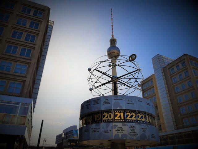 Mit dem DKB Cash Konto kostenlos auf den Berliner Fernsehturm