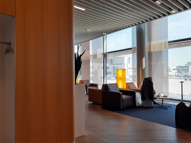 Lufthansa Senator Lounge Frankfurt Terminal A