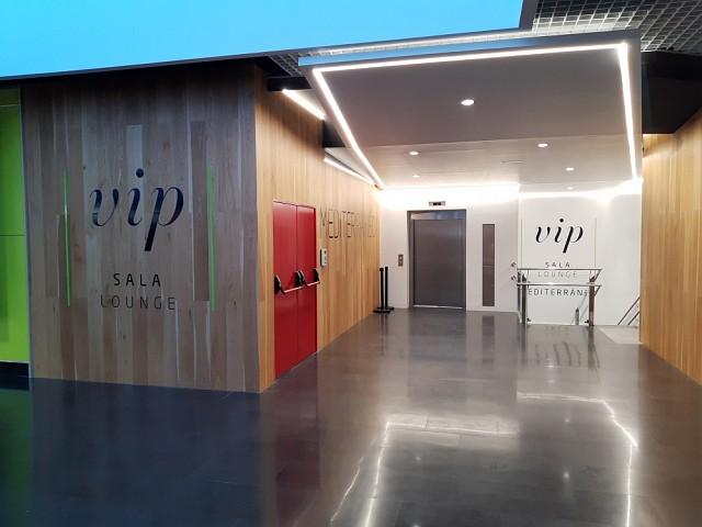 Sala Vip Mediterraneo Lounge in Mallorca