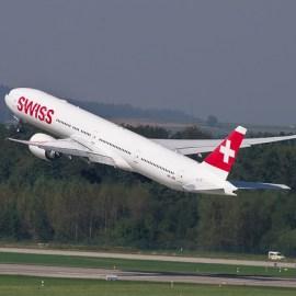 Swiss - die schweizerische Fluggesellschaft der Star Alliance