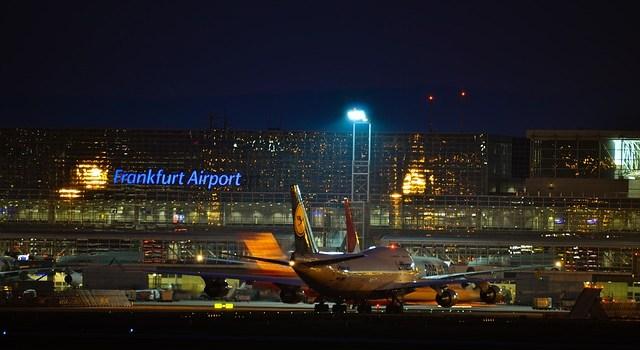 Frankfurter Flughafen