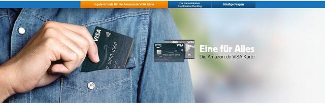 Lohnt sich die Amazon Visa Card? – Punkte sammeln und gratis shoppen